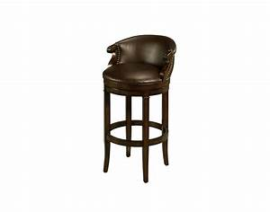 Princetown Swivel Counter Stool (Distressed Cherry