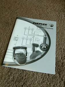 Evinrude Icon System Troubleshooting Guide Manual Outboard