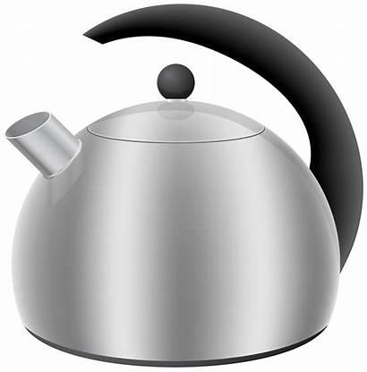 Kettle Clipart Transparent Cooker Gas Teapot Illustrazione