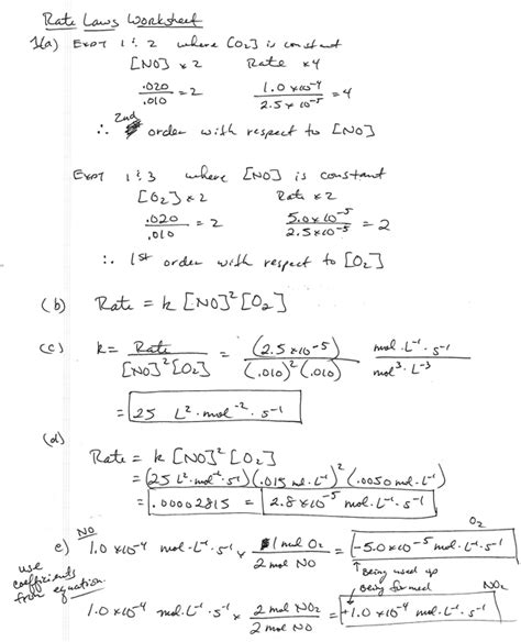 Chemistry Math Review Worksheet Chemistry Best Free Printable Worksheets