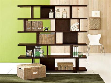 Bookcase Room Dividers Ideas Best Partition With Shelves