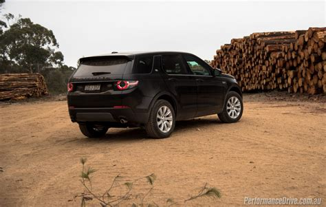 discovery land rover back land rover discovery sport td4 se review video