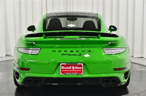 This porsche 911 speedster (2019) resin model car is green. Want A Lizard Green Porsche 911 Speedster Or A Viper Green 911 Turbo S? | Carscoops