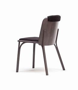 Tissu Pour Chaise : chaise arik levy pour ton smplit cuir ou tissu par 6 chaises ~ Teatrodelosmanantiales.com Idées de Décoration