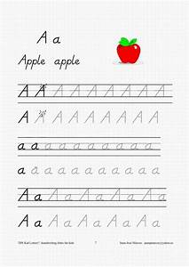 handwriting fonts for teaching children to write d With teaching toddlers to write letters