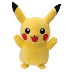 pokemon plush toys 18 inch pikachu