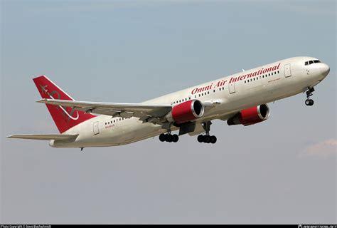 N342AX Omni Air International Boeing 767-328(ER) Photo by ...