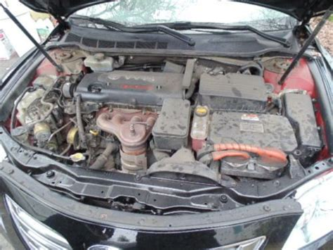 how cars engines work 2003 toyota camry seat position control sell used 2007 toyota camry hybrid automatic transmission leather seats needs engine work in