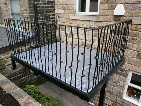 Caring For Your Wrought Iron Balcony Railings Designs