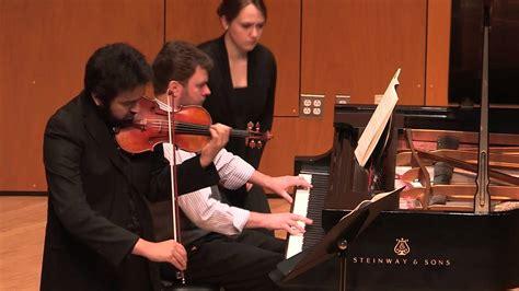 Beethoven Violin Sonata No.4, Op.23, I. Presto