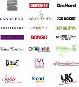 Fashion brand logos and names list