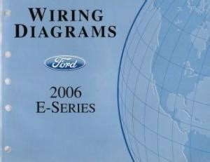 auto manual repair 2006 ford e series lane departure warning 2006 ford e series econoline van wiring diagrams