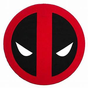 Deadpool Comic 10 Inch Patch | TVMovieDepot.com