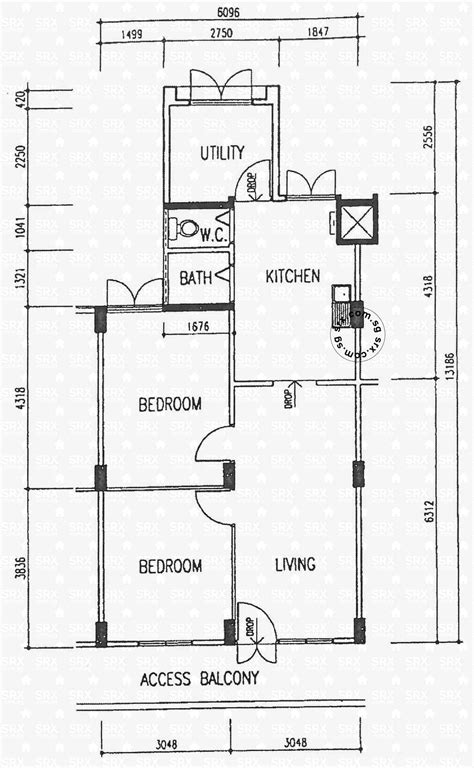 Eunos Crescent Hdb Details  Srx Property