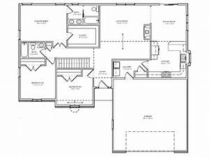 building design house plans metal building interior design With simple modern 3 bedroom house plans
