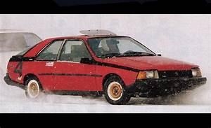 1983 Renault Fuego 1 6 Turbo
