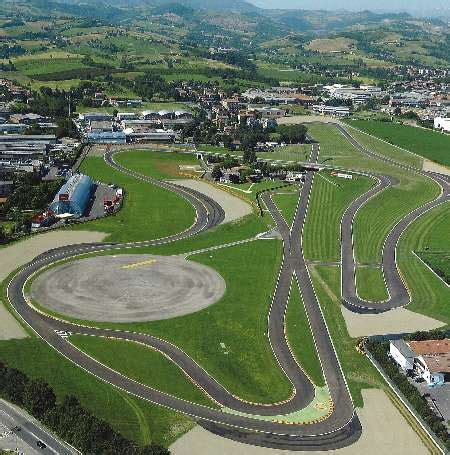 fiorano test track opens up fiorano test track next car pty ltd