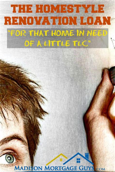 mn homestyle renovation loan  great alternative