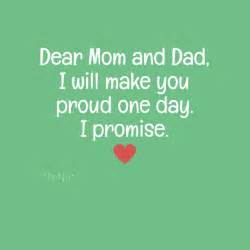 Dear Mom and Dad Quotes