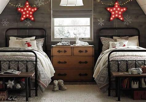 beds christmas room decor homemydesign