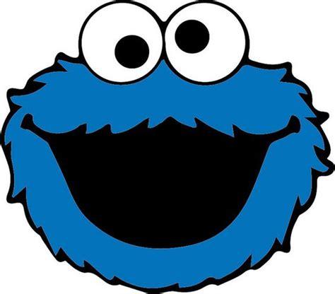 Svg Cookie Monster  Kids  Pinterest  Birthdays, Cookie