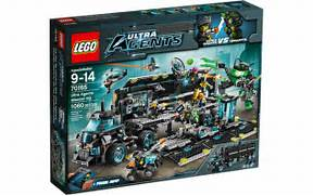 70165 Ultra Agents Mission HQ - Products - Ultra Agents LEGO com  Lego Ultra Agents Mission Hq