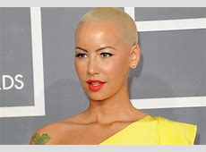 Amber Rose Looks Unrecognizable In Wavy Bob Wig – See The