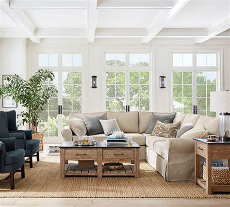 Pottery Barn Living Room by Living Room Ideas Furniture Decor Pottery Barn