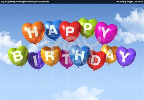 happy birthday balloons wallpaper gallery