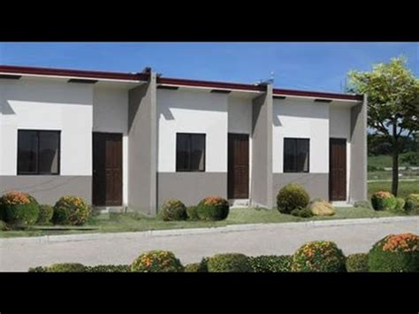 Elegant Rowhouse  House And Lot At Amaya Breeze, Tanza