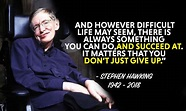 22 Genius Stephen Hawking Quotes To Remember Him ...
