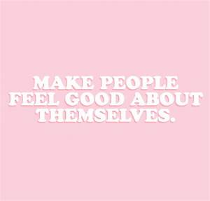 positive pink quotes   Tumblr