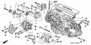 Demontage Alternateur Honda Accord