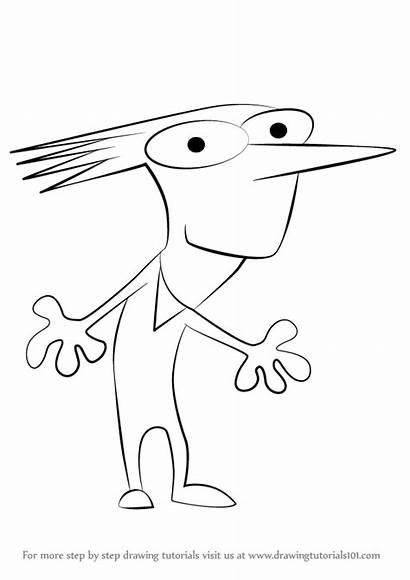 Movies Brendon Draw Step Drawing Tutorials Cartoon