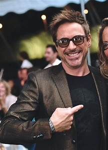 HOW DOES HE JUST GET HOTTER -- Robert Downey Jr. attends ...