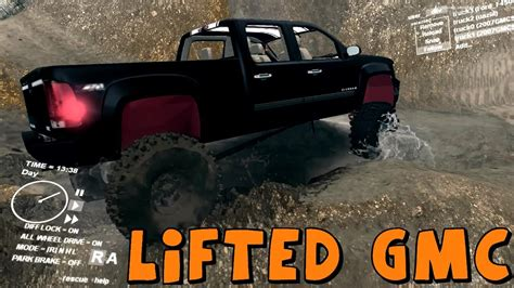 best floor for lifted trucks spintires mod review lifted gmc best truck so