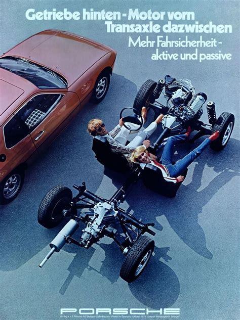 Une affiche publicitaire efficace n'est pas forcément la plus originale, c'est celle qui possède les bonnes infos aux bons endroits ! Porsche (avec images)   Voiture vintage, Voiture, Rétro