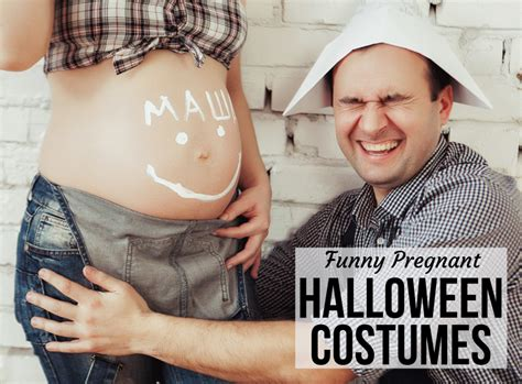 Funny Halloween Costumes For Pregnant Women - Sanfranciscolife a46c4e1ca