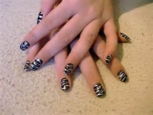 Black silver zebra design by yvichen on deviantart