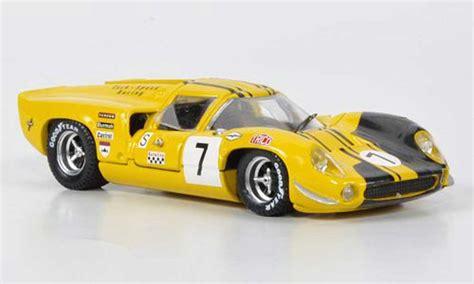 Lola T70 1969 Miniature Coupe No7 Craft  Lieddel Brands