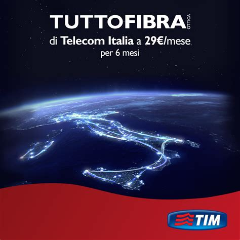 telecom italia offerte casa tuttofibra telecom italia offerte tim fibra copertura e
