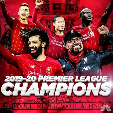 Liverpool Crowned Premier League Champions After Chelsea ...