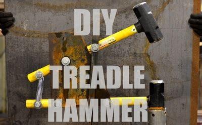 blacksmith power hammer plans  downloadable blacksmith