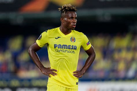 A boy and a girl. Samuel Chukwueze move only works if Everton have new plan for £12m star - The Boot Room