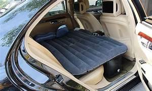 Auto Schlafen Matratze : aufblasbare auto matratze groupon ~ Jslefanu.com Haus und Dekorationen