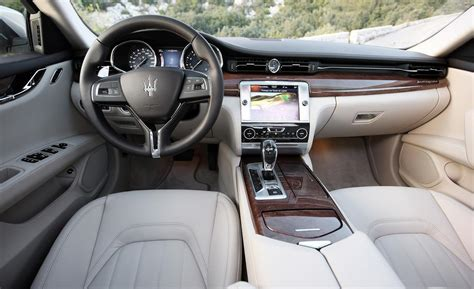 maserati price interior car and driver