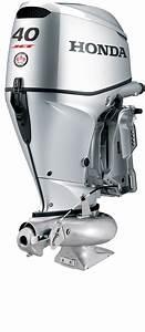 Honda Marine Debuts New Outboard Jet Models
