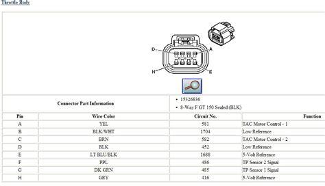 Gm Engine Wiring Diagram by Dbw Tb Wiring Diagram Performancetrucks Net Forums