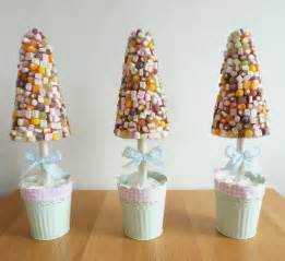 sweet candy tree cupcake bouquet supplies craftmill