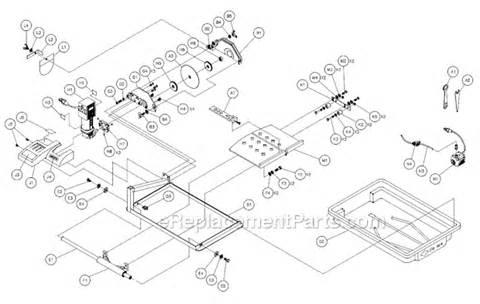 mk diamond mk 370 parts list and diagram